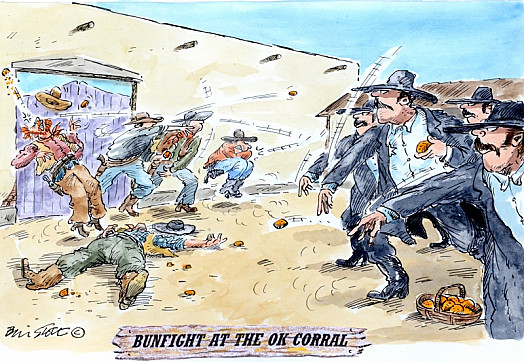 Bunfight At the Ok Corral