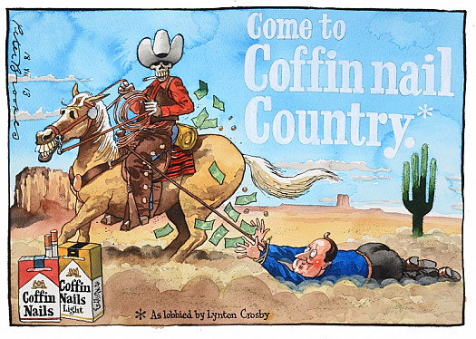 Come to Coffin Country