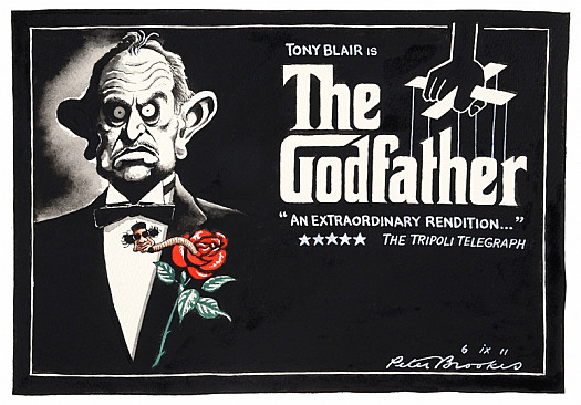 Tony Blair Is the Godfather