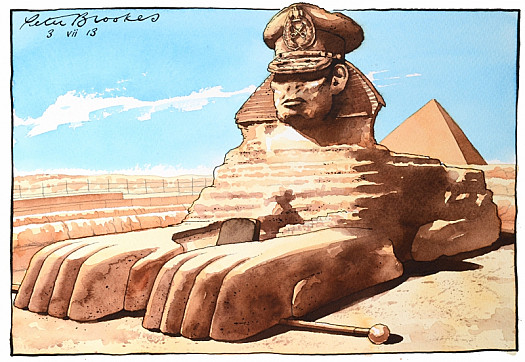 The Military Sphinx