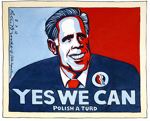 Yes We Can Polish a Turd