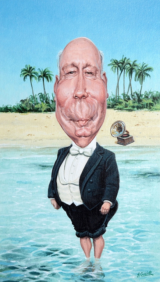Julian Fellowes On Desert Island Discs