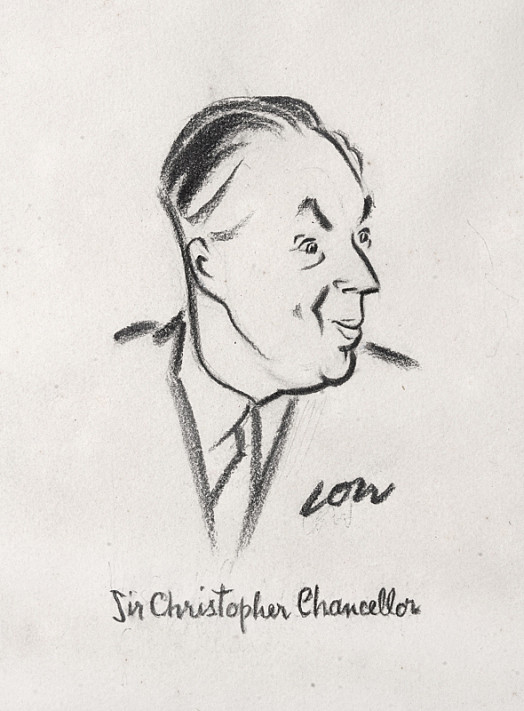 Sir Christopher Chancellor