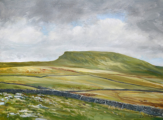 Storm Clouds over the Moors