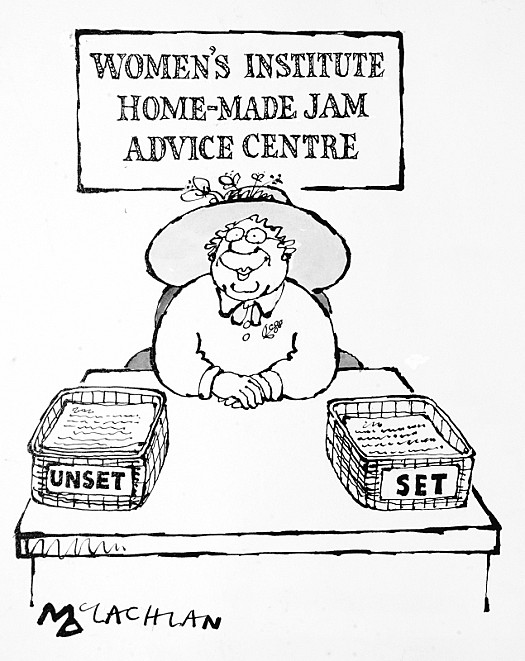Women's Institute Home-Made Jam Advice Centre