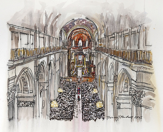 Nave Procession, St Paul's Ii