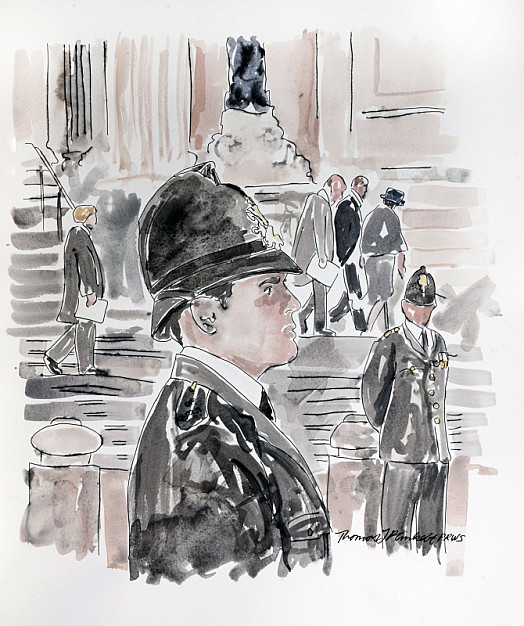 Ever Watchful, City of London Police