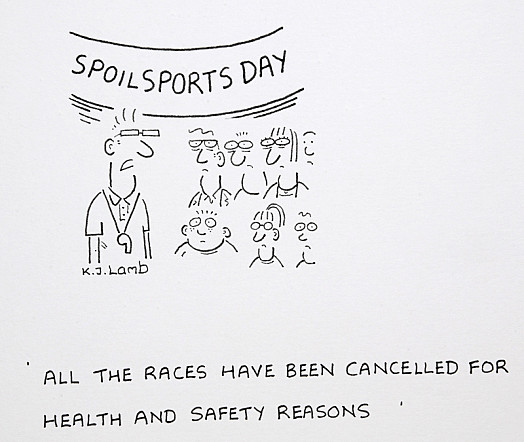 All the Races Have Been Cancelled For Health and Safety Reasons