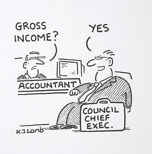 Gross Income?