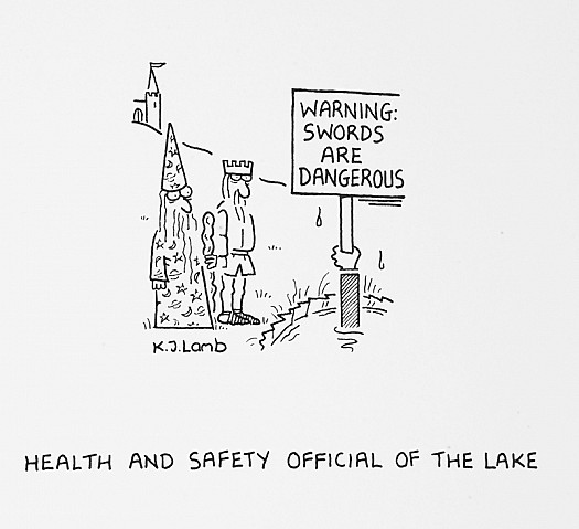 Health and Safety Official of the Lake