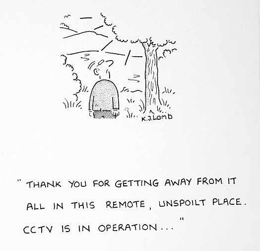 Thank You For Getting Away from It All In this Remote, Unspoilt Place. Cctv Is In Operation