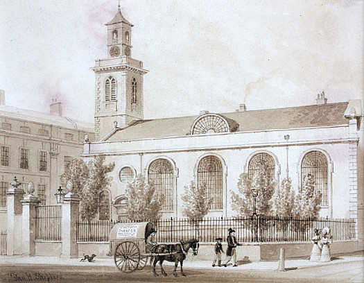 St Mary's, Aldermanbury
