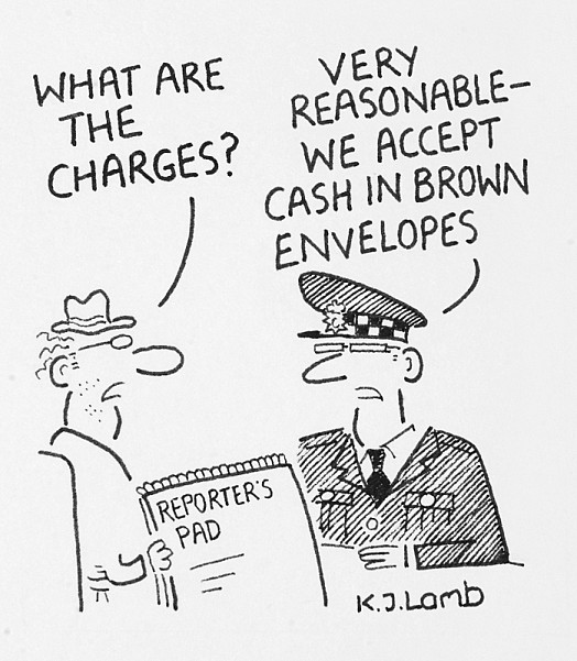 What Are the Charges?