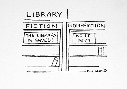 Library Fiction & Non-Fiction