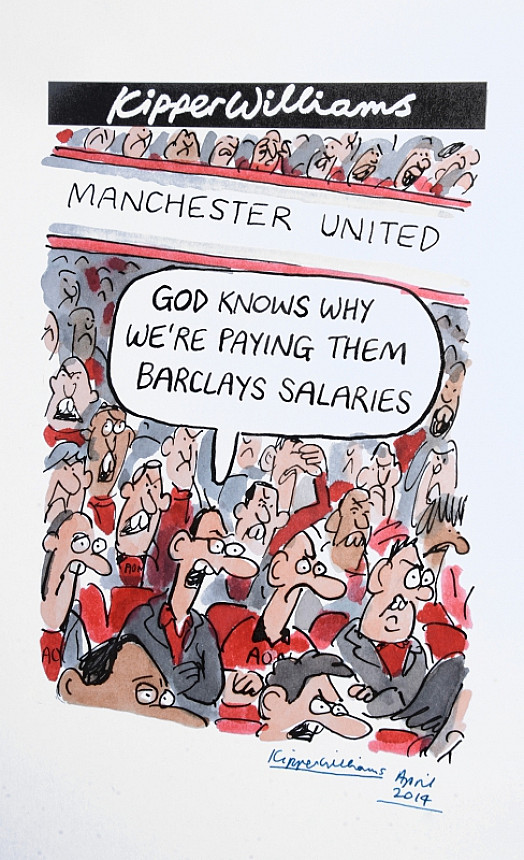 God Knows Why We're Paying Them Barclays Salaries