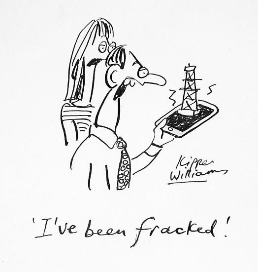 I've Been Fracked!