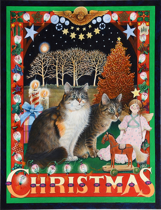 Starry, Starry Night, an American Christmas with Agneatha and Octopussy
