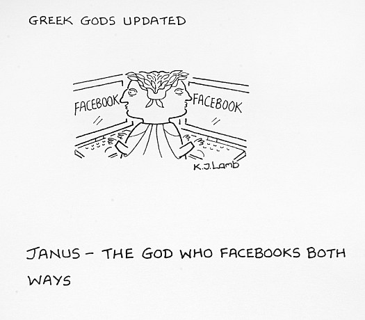 Greek Gods Updated