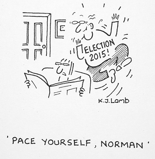 Pace Yourself, Norman