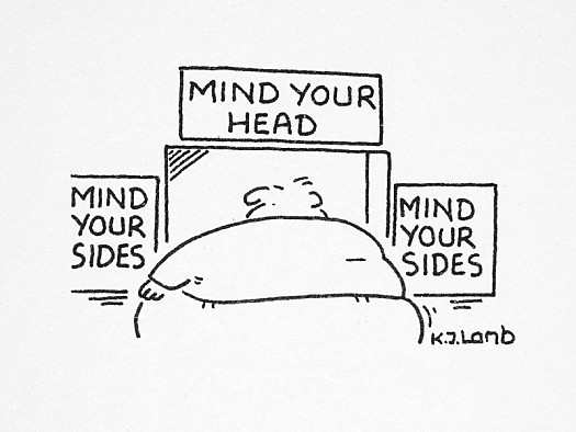 Mind Your Sides
