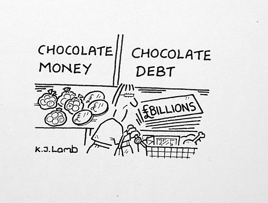 Chocolate Money