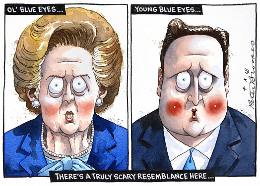 Ol' Blue Eyes... Young Blue Eyes... There's a Truly Scary Resemblance Here...