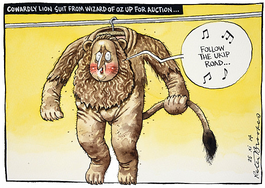 Cowardly Lion Suit from Wizard of Oz Up For Auction