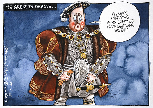 Ye Great Tv Debate