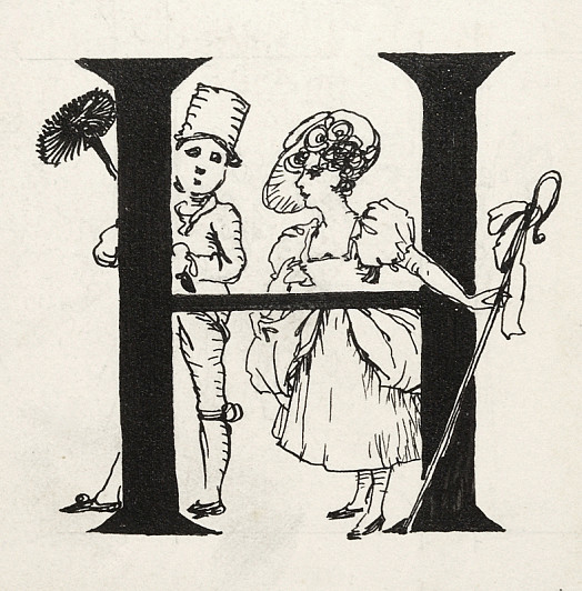 Initial H