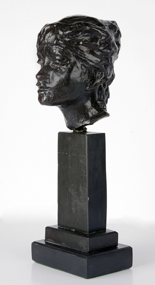 Head of a Girl with a Headband