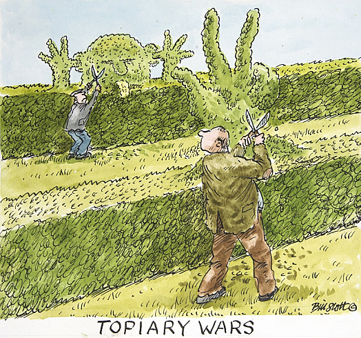Topiary Wars