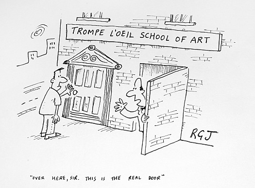 Trompe L'oeil School of Art