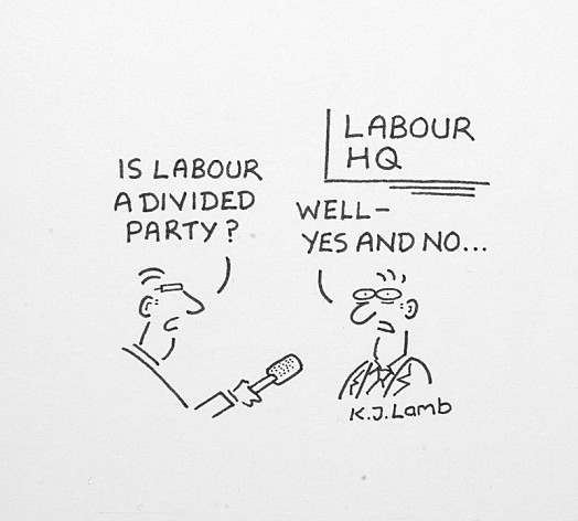 Is Labour a Divided Party?