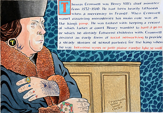 Thomas Cromwell Was Henry Viii's Chief Minister from 1532-1540.