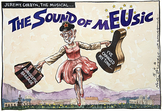 Jeremy Corbyn, the Musical...