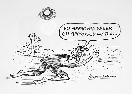 Eu Approved Water...Eu Approved Water...