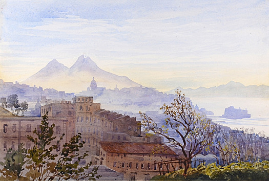 Naples from the Vomero